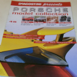 DeAGOSTINI Porsche Model Collection Magazine #48 Porsche 964 Speedster